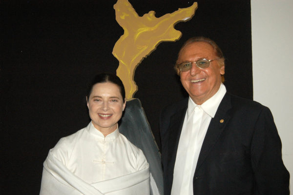 Isabella Rossellini – Renzo Arbore