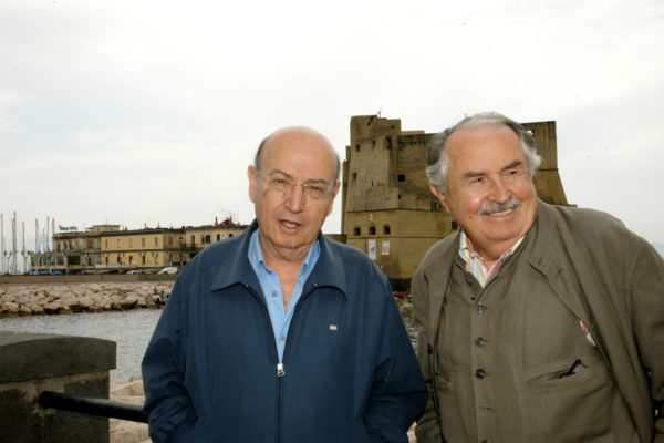 Theo Angelopoulos e Tonino Guerra