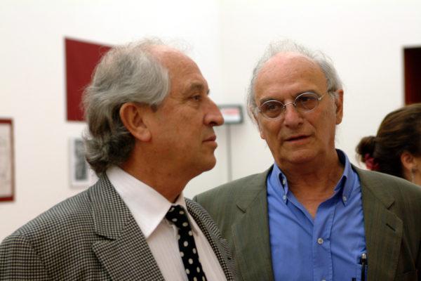 Vittorio Storaro e Carlos Saura