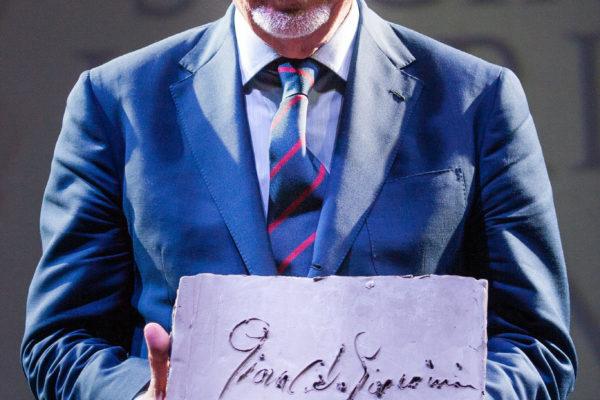 Giancarlo Gianini – SOCIAL WORLD FILM FESTIVAL