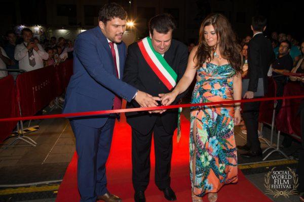 Inaugurazione – SOCIAL WORLD FILM FESTIVAL