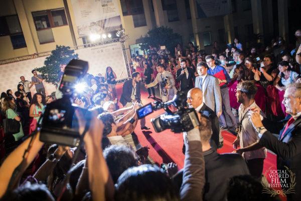 Riccardo Scamarcio – SOCIAL WORLD FILM FESTIVAL