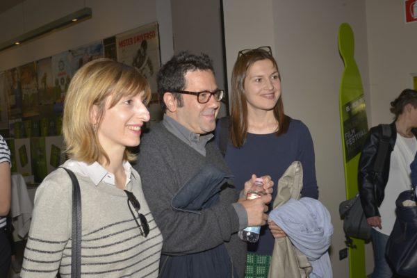 Marta Donzelli, Gregorio Paonessa, Birgit Oberkofler